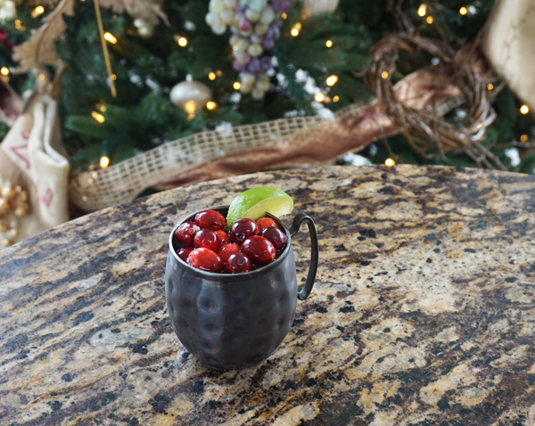 Annata Bistro/Bar Cranberry Moscow Mule - Leveraging limited time offers