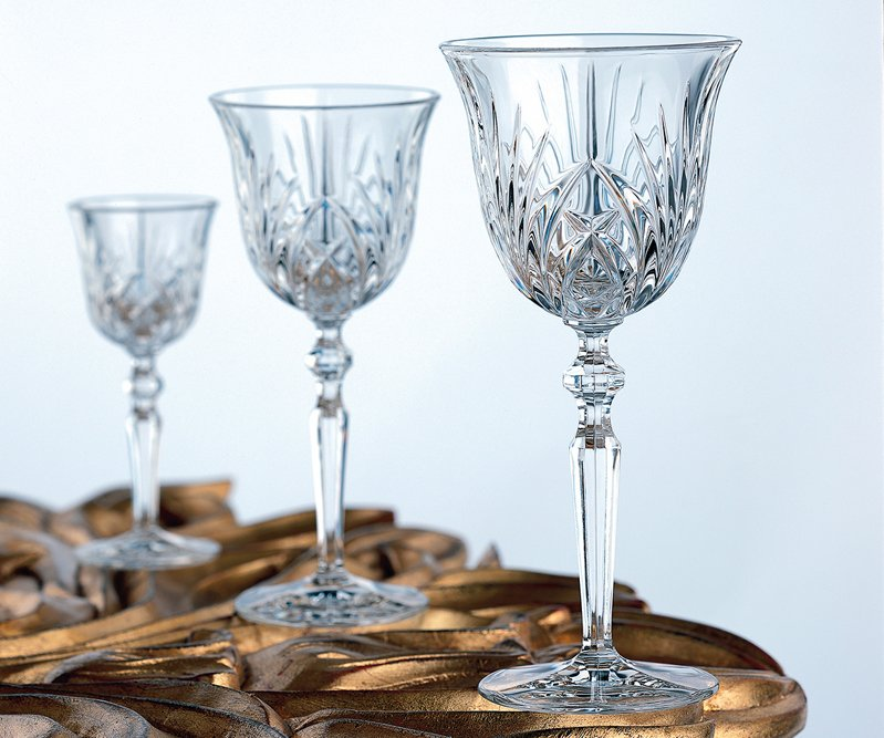 Nachtmann Palais glassware - Libbey Artistry Collection