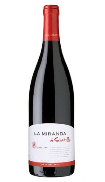 2012 Vinas del Vero La Miranda de Secastilla Garnacha - Aragon wine