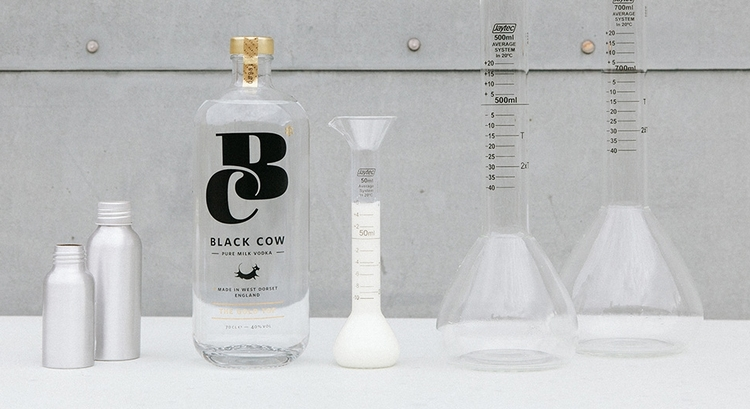Black Cow Vodka - Nightclub & Bar BottleWatch, February 2017