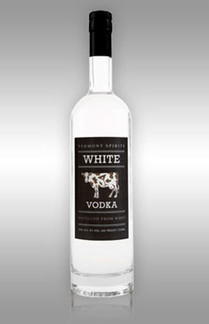 Vermont White Vodka - Nightclub & Bar BottleWatch, February 2017