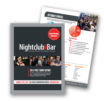 Nightclub & Bar Show Record Breaking Stats