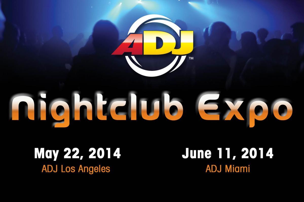 ADJ Nightclub Expo