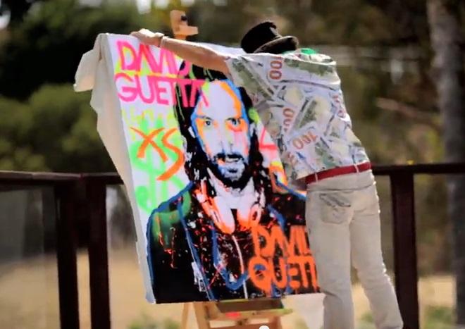 Alec Monopoly Graffiti Artist Reveals XS Las Vegas Labor Day Weekend DJ Lineup