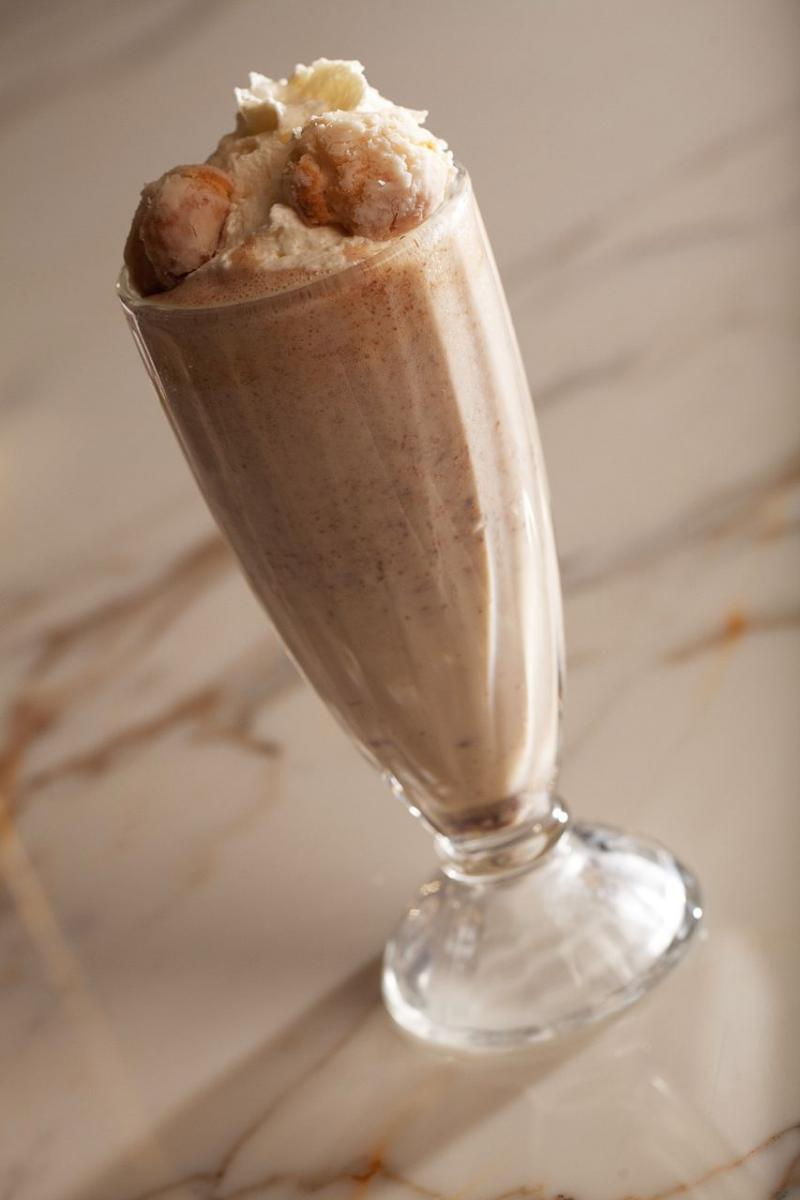 Almond Joy Bamboozled Shake