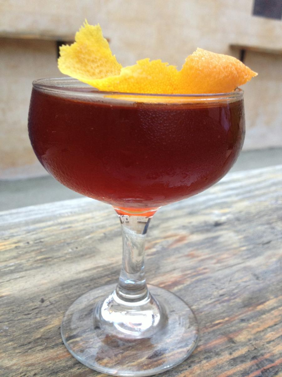 The Alvarez Cocktail