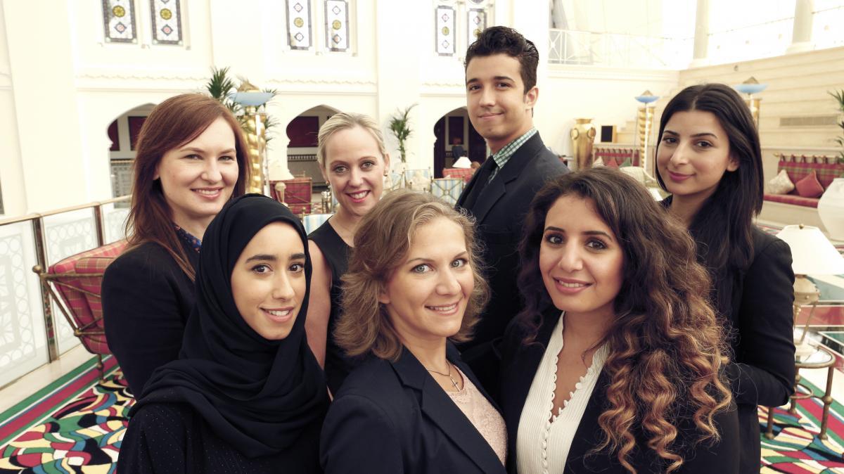 Burj Al Arab wins global award for Best Social Media Presence