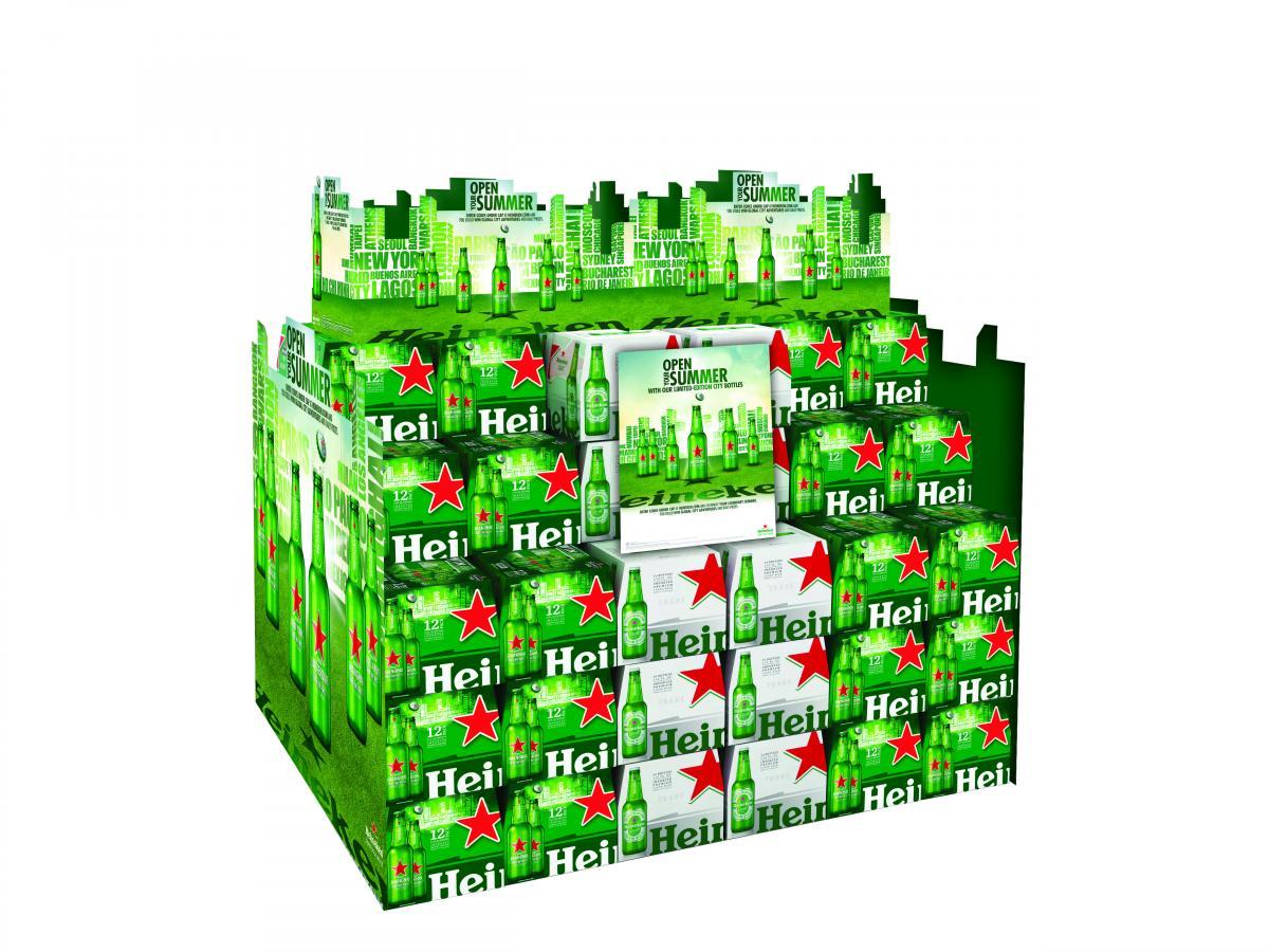 Heineken Open Your Summer