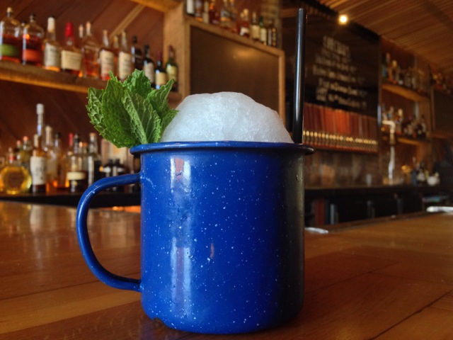 Dovetail Julep from Sycamore Den
