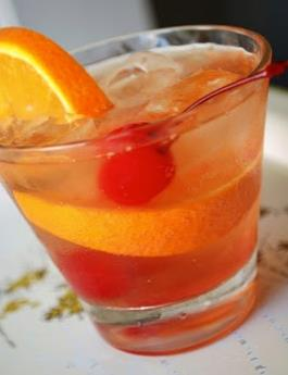 Firefly Bourbon Sour