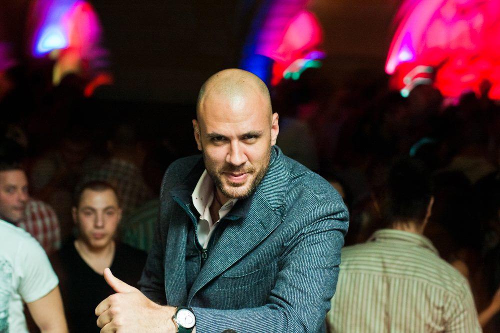 Haus Nightclub - Isaac Elbhar