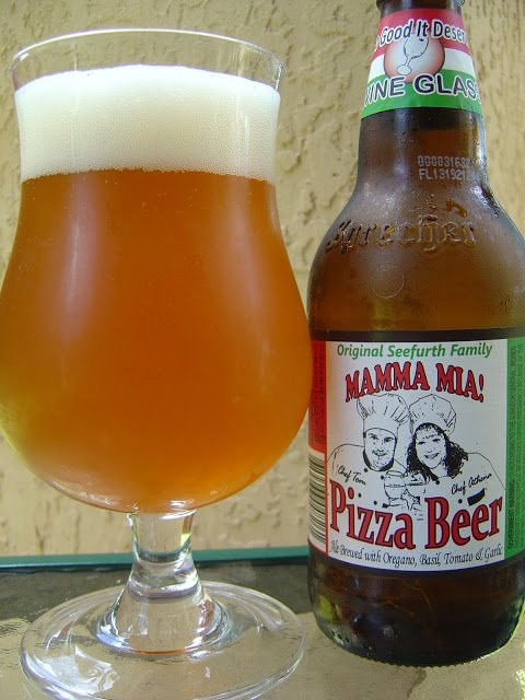 Pizza Beer
