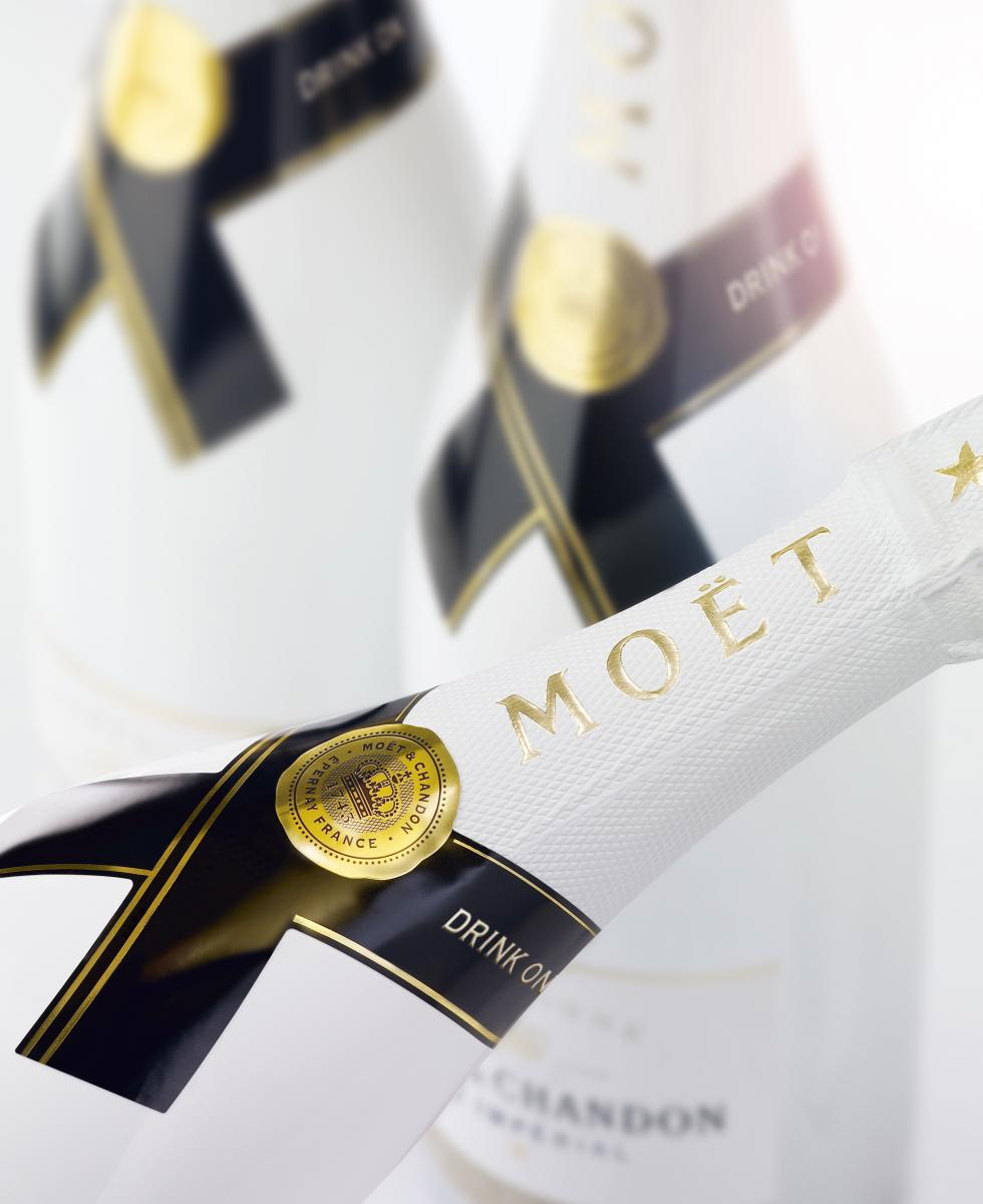 Moet Ice Imperial Bottle