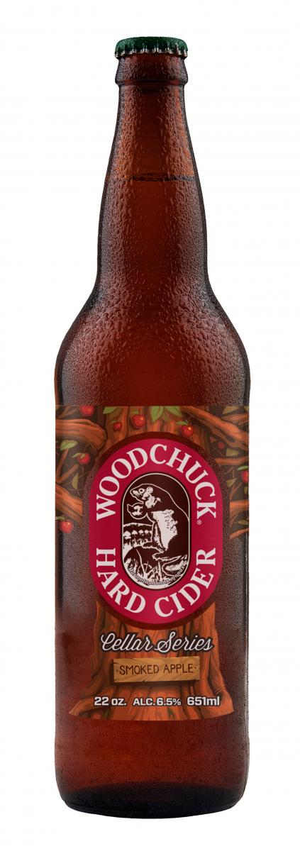 Woodchuck Hard Cider Smoked Apple
