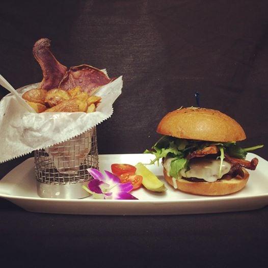 The Joint- Fathom's OMG Waygu Burger