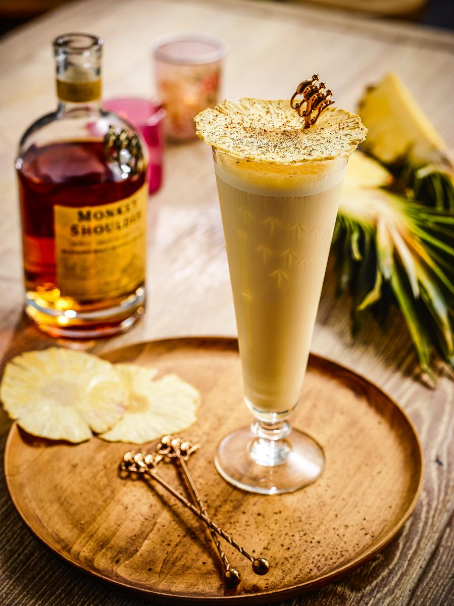 The Monkey Colada from Monkey Shoulder