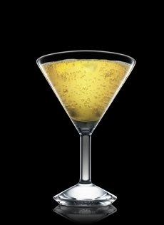 Tune Elderflower Martini