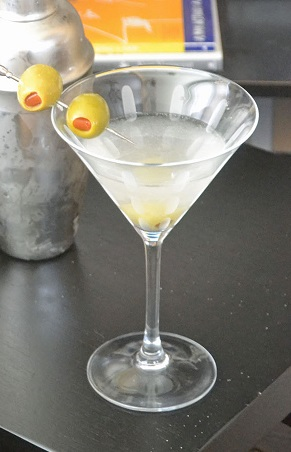 EPIC Vodka Martini