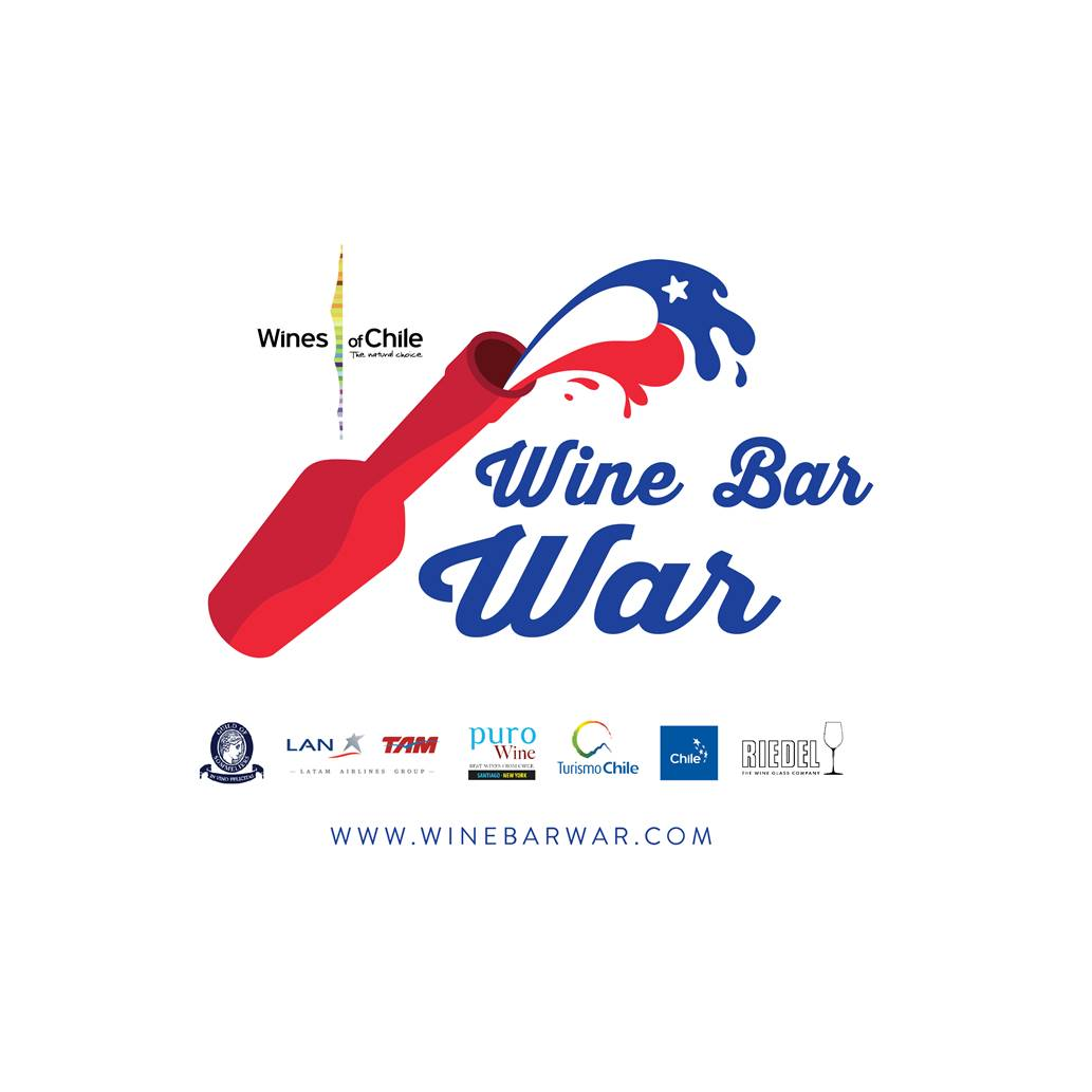 Wines of Chile Wine Bar Wars