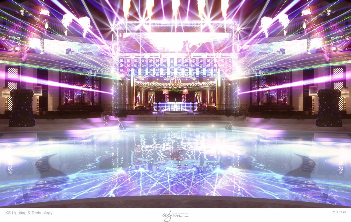 Cutting-Edge and Top-of-the-Line Technology at XS Nightclub Las Vegas