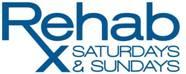 Rehab Saturdays & Sundays
