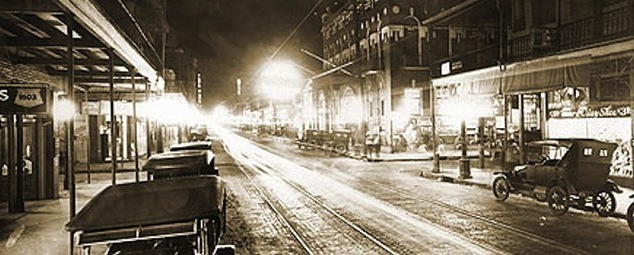 Ybor City back in  the day