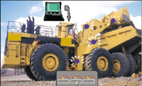Instrumenting heavy equipment and structures provides real-time data on their performance under variable load conditions.