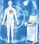 A new low-IF radio transceiver can report on implanted and ingested medical devices such as pacemakers and pumps.
