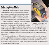 Detecting Color Marks