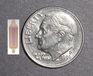 Oak Ridge Micro-Energy's rechargeable thin-film battery