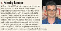 Honoring Eamonn