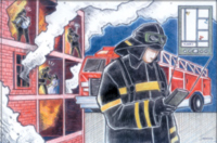 """Intelligent"" building systems aim to help firefighters and other first responders better act upon emergency calls."