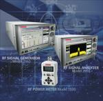 RF Test Instruments from Keithley Instruments
