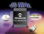 8-Bit Microcontrollers with Flash from Microchip