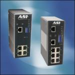 Industrial Ethernet Switches from ASI