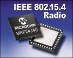 Wireless Networking Products from Microchip