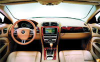 The challenge To actively damp engine vibration in diesel models of the Jaguar luxury car.