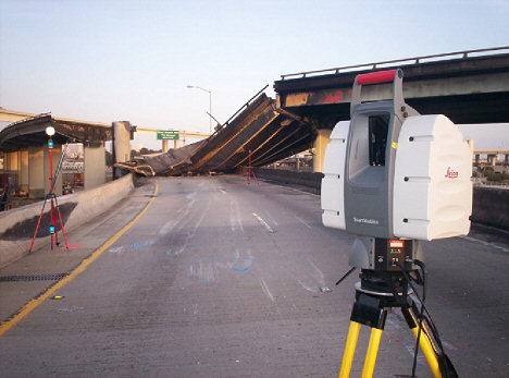 Documenting an overpass failure