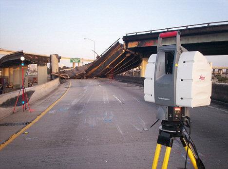 Documenting an overpass failure