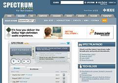 IEEE Spectrum podcast