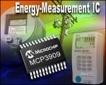 Energy-Measurement IC from Microchip