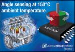 10-bit Magnetic Encoder from Austriamicrosystems