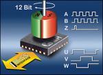 Hall Encoder IC from iC-Haus