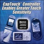 Capacitance-to-Digital Converter from Analog Devices
