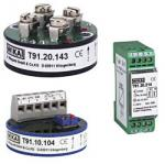 Temperature Transmitters from WIKA