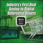 Differential ADC Drivers from Analog Devices