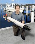 Autonomous Underwater Vehicle from Ocean-Server