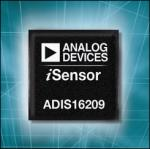 Dual-Mode Inclinometer from Analog Devices