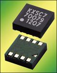 Tiny Accelerometer from Kionix