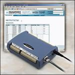 Measurement System from Measurement Computing